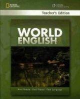 Heinle ELT WORLD ENGLISH 3 TEACHER´S BOOK - CHASE, R. T., JOHANNSEN, K.... cena od 483 Kč