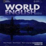 Heinle ELT WORLD ENGLISH INTRO CLASS AUDIO CD - CHASE, R. T., JOHANNSEN... cena od 661 Kč
