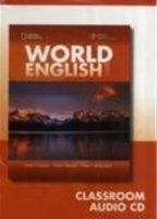 Heinle ELT WORLD ENGLISH 1 CLASS AUDIO CD - CHASE, R. T., JOHANNSEN, K.... cena od 653 Kč