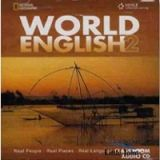 Heinle ELT WORLD ENGLISH 2 CLASS AUDIO CD - CHASE, R. T., JOHANNSEN, K.... cena od 653 Kč
