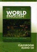 Heinle ELT WORLD ENGLISH 3 CLASS AUDIO CD - CHASE, R. T., JOHANNSEN, K.... cena od 653 Kč