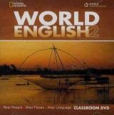 Heinle ELT WORLD ENGLISH 2 DVD - CHASE, R. T., JOHANNSEN, K. L., MILNER... cena od 779 Kč