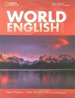 Heinle ELT WORLD ENGLISH 1 STUDENT´S BOOK + CD-ROM PACK - CHASE, R. T.,... cena od 485 Kč