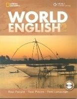 Heinle ELT WORLD ENGLISH 2 STUDENT´S BOOK + CD-ROM PACK - CHASE, R. T.,... cena od 477 Kč