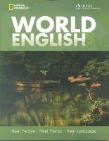 Heinle ELT WORLD ENGLISH 3 STUDENT´S BOOK + CD-ROM PACK - CHASE, R. T.,... cena od 467 Kč