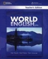 Heinle ELT WORLD ENGLISH INTRO TEACHER´S BOOK - CHASE, R. T., JOHANNSEN... cena od 467 Kč
