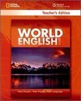 Heinle ELT WORLD ENGLISH 1 TEACHER´S BOOK - CHASE, R. T., JOHANNSEN, K.... cena od 483 Kč