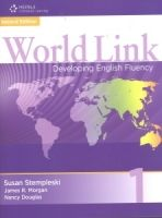 XXL obrazek Heinle ELT WORLD LINK Second Edition 1 STUDENT´S BOOK - CURTIS, A., DOU...