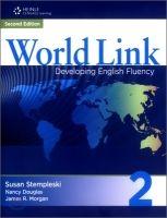 Heinle ELT WORLD LINK Second Edition 2 STUDENT´S BOOK - CURTIS, A., DOU... cena od 378 Kč