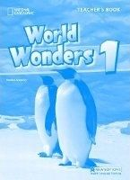 Heinle ELT WORLD WONDERS 1 TEACHER´S BOOK - GORMLEY, K. cena od 229 Kč