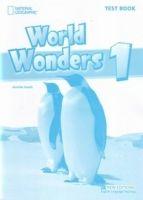 Heinle ELT WORLD WONDERS 1 TEST BOOK - CLEMENTS, K., CRAWFORD, M. cena od 154 Kč