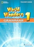 Heinle ELT WORLD WONDERS 1 GRAMMAR TEACHER´S BOOK - CLEMENTS, K., CRAWF... cena od 413 Kč