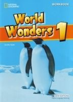 Heinle ELT WORLD WONDERS 1 WORKBOOK WITHOUT KEY - HEATH, J. cena od 261 Kč