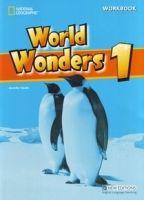 Heinle ELT WORLD WONDERS 1 WORKBOOK WITHOUT KEY - HEATH, J. cena od 340 Kč