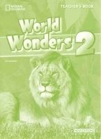 Heinle ELT WORLD WONDERS 2 TEACHER´S BOOK - CRAWFORD, M. cena od 303 Kč