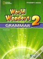 Heinle ELT WORLD WONDERS 2 GRAMMAR STUDENT´S BOOK - COLLINS, T. cena od 315 Kč