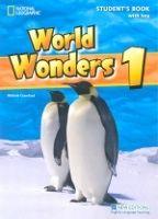 Heinle ELT WORLD WONDERS 1 STUDENT´S BOOK + AUDIO CD PACK - CLEMENTS, K... cena od 420 Kč