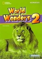 Heinle ELT WORLD WONDERS 2 WORKBOOK WITH KEY - COLLINS, T. cena od 364 Kč