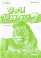 Heinle ELT WORLD WONDERS 2 TEST BOOK - COLLINS, T. cena od 154 Kč