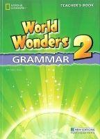 Heinle ELT WORLD WONDERS 2 GRAMMAR TEACHER´S BOOK - COLLINS, T. cena od 315 Kč
