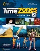 Heinle ELT TIME ZONES 2 STUDENT´S BOOK - COLLINS, T., FRAZIER, C., FRAZ... cena od 168 Kč