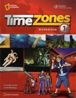 Heinle ELT TIME ZONES 1 WORKBOOK - COLLINS, T., FRAZIER, C., FRAZIER, R... cena od 377 Kč