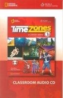 Heinle ELT TIME ZONES 1 CLASSROOM AUDIO CD - COLLINS, T., FRAZIER, C., ... cena od 703 Kč