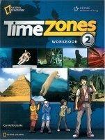 Heinle ELT TIME ZONES 2 WORKBOOK - COLLINS, T., FRAZIER, C., FRAZIER, R... cena od 300 Kč