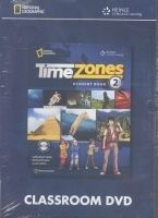 Heinle ELT TIME ZONES 2 CLASSROOM DVD - COLLINS, T., FRAZIER, C., FRAZI... cena od 1108 Kč