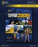 Heinle ELT TIME ZONES 2 TEACHER´S EDITION - COLLINS, T., FRAZIER, C., F... cena od 572 Kč