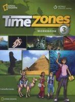 Heinle ELT TIME ZONES 3 WORKBOOK - COLLINS, T., FRAZIER, C., FRAZIER, R... cena od 300 Kč