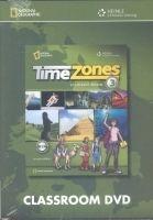 Heinle ELT TIME ZONES 3 CLASSROOM DVD - COLLINS, T., FRAZIER, C., FRAZI... cena od 1108 Kč