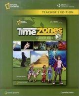 Heinle ELT TIME ZONES 3 TEACHER´S EDITION - COLLINS, T., FRAZIER, C., F... cena od 572 Kč