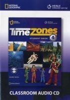 Heinle ELT TIME ZONES 4 CLASSROOM AUDIO CD - COLLINS, T., FRAZIER, C., ... cena od 703 Kč
