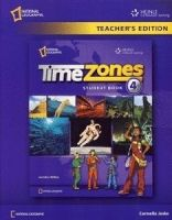 Heinle ELT TIME ZONES 4 TEACHER´S EDITION - COLLINS, T., FRAZIER, C., F... cena od 464 Kč