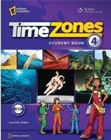 Heinle ELT TIME ZONES 4 STUDENT´S BOOK - COLLINS, T., FRAZIER, C., FRAZ... cena od 214 Kč