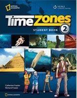 Heinle ELT TIME ZONES 2 STUDENT´S BOOK + MULTIROM PACK - COLLINS, T., F... cena od 523 Kč