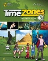 Heinle ELT TIME ZONES 3 STUDENT´S BOOK + MULTIROM PACK - COLLINS, T., F... cena od 425 Kč