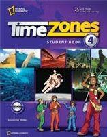 Heinle ELT TIME ZONES 4 STUDENT´S BOOK + MULTIROM PACK - COLLINS, T., F... cena od 425 Kč