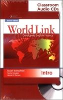 Heinle ELT WORLD LINK Second Edition INTRO CLASSROOM AUDIO CD - CURTIS,... cena od 703 Kč