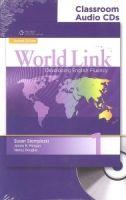 Heinle ELT WORLD LINK Second Edition 1 CLASSROOM AUDIO CD - CURTIS, A.,... cena od 703 Kč