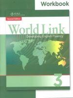 Heinle ELT WORLD LINK Second Edition 3 WORKBOOK - CURTIS, A., DOUGLAS, ... cena od 347 Kč