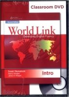 Heinle ELT WORLD LINK Second Edition INTRO CLASSROOM DVD - CURTIS, A., ... cena od 1 061 Kč