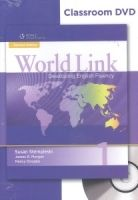 Heinle ELT WORLD LINK Second Edition 1 CLASSROOM DVD - CURTIS, A., DOUG... cena od 1108 Kč