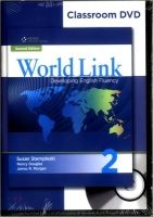 Heinle ELT WORLD LINK Second Edition 2 CLASSROOM DVD - CURTIS, A., DOUG... cena od 1 061 Kč