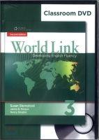 Heinle ELT WORLD LINK Second Edition 3 CLASSROOM DVD - CURTIS, A., DOUG... cena od 835 Kč