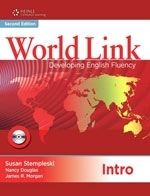 Heinle ELT WORLD LINK Second Edition INTRO STUDENT´S BOOK WITH CD-ROM P... cena od 485 Kč