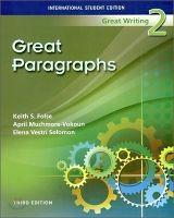 Heinle ELT GREAT WRITING 2 Third Edition GREAT PARAGRAPHS (Internationa... cena od 0 Kč
