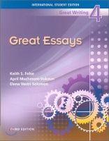 Heinle ELT GREAT WRITING 4 Third Edition GREAT ESSAYS (International St... cena od 0 Kč