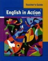 XXL obrazek Heinle ELT ENGLISH IN ACTION Second Edition 1 TEACHER´S GUIDE - FOLEY, ...